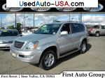 Car Market in USA - For Sale 2007 Lexus GX 470 470 Sport Utility 