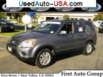 Car Market in USA - For Sale 2006 Honda CR V SE AT 