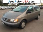 Car Market in USA - For Sale 1999  Toyota Sienna