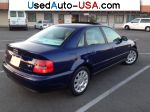 Car Market in USA - For Sale 2001  Audi A4