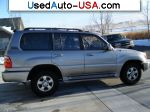 Car Market in USA - For Sale 2001  Toyota Land Cruiser