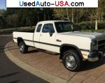 Car Market in USA - For Sale 1994  Dodge Ram 2500 Truck LE