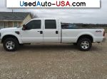 Car Market in USA - For Sale 2008 Ford F 250 F-250 XLT Crewcab 4x4
