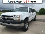 Car Market in USA - For Sale 2006 Chevrolet Silverado 2500 4x4 Crewcab