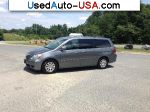 Car Market in USA - For Sale 2009  Honda Odyssey EXL