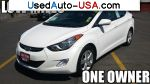 Car Market in USA - For Sale 2012 Hyundai Elantra GLS / ONE OWNER