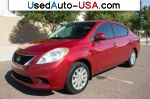 Car Market in USA - For Sale 2012 Nissan Versa SV