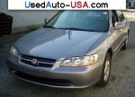 Car Market in USA - For Sale 2000  Honda Accord EX