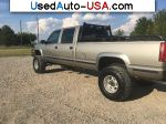 Car Market in USA - For Sale 2000 Chevrolet Silverado C/K3500 4x4 Lifted Crewcab