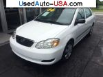 Car Market in USA - For Sale 2006 Toyota Corolla