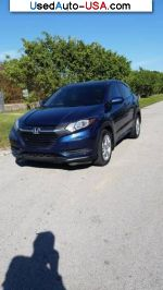 Car Market in USA - For Sale 2016 Honda HR V LX