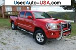 Car Market in USA - For Sale 2008 Toyota Tacoma 4x4 Double Cab
