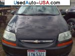 Car Market in USA - For Sale 2004 Chevrolet Aveo LS