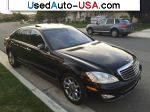 Car Market in USA - For Sale 2008  Mercedes S 2008 Mercedes-Benz S-Class S550 - Sedan