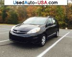 Car Market in USA - For Sale 2009  Toyota Sienna LE 7-Passenger