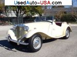 Car Market in USA - For Sale 1950  TD