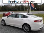 Car Market in USA - For Sale 2014  Ford Fusion SE - Sedan