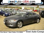 Car Market in USA - For Sale 2008 Honda Accord Coupe 