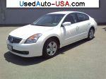 Car Market in USA - For Sale 2008  Nissan Altima 2.5 S Sedan 