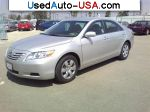 Car Market in USA - For Sale 2009 Toyota Camry Sedan 4D